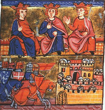 Council of Acre during the second Crusade