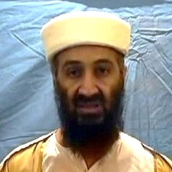 Osama bin Laden, the former leader of al-Qaeda (photo by the U.S. Federal Government)